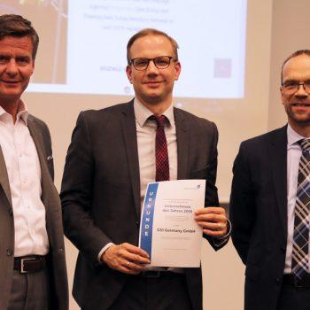 GS1 Germany GmbH – Unternehmen des Jahres 2019