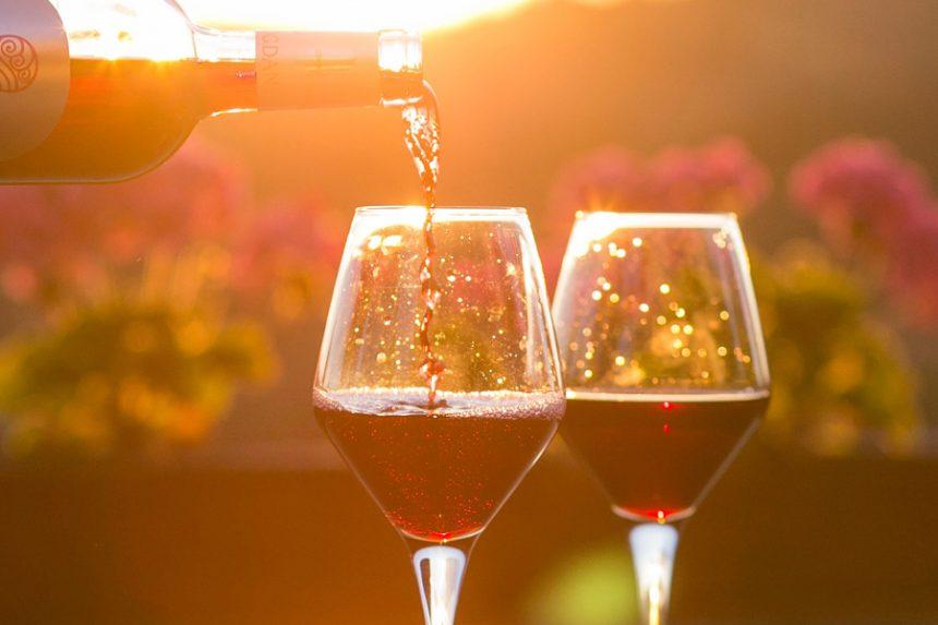 Weinfest 2019 mit den Unternehmen des Monats