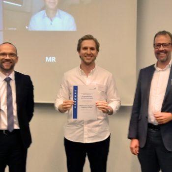 Beckmann Systemlogistik GmbH – Unternehmen des Jahres 2020